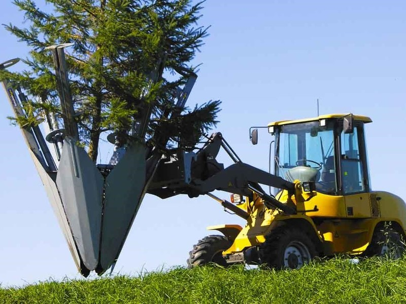 BaumaLight ST650 Loader and Skid Steer Attachment