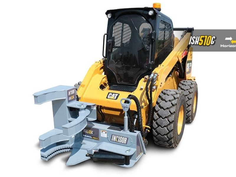 BaumaLight ISH510G Loader and Skid Steer Attachment