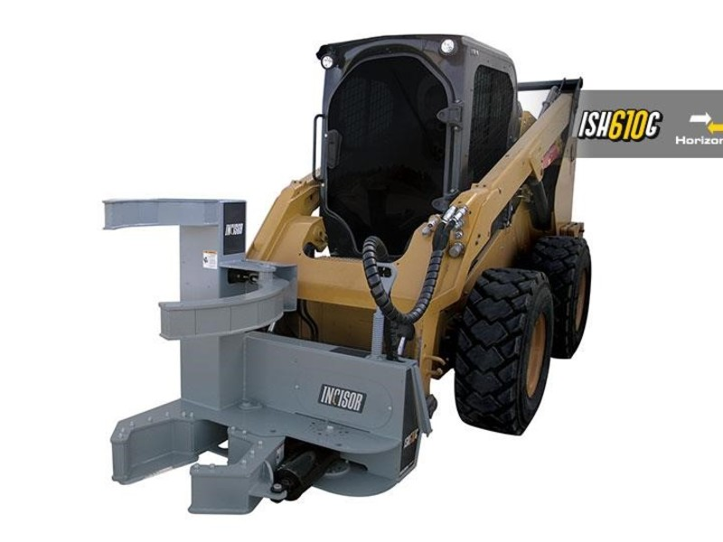 BaumaLight ISH610G Loader and Skid Steer Attachment