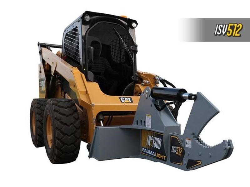 BaumaLight ISV512 Loader and Skid Steer Attachment
