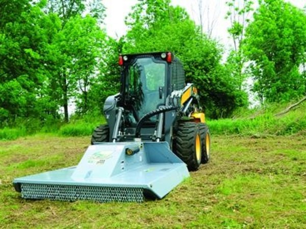 BaumaLight CF360 Loader and Skid Steer Attachment