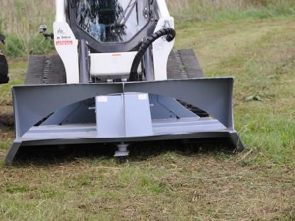 BaumaLight CF572 Loader and Skid Steer Attachment