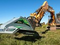 BaumaLight CXC550 Backhoe and Excavator Attachment