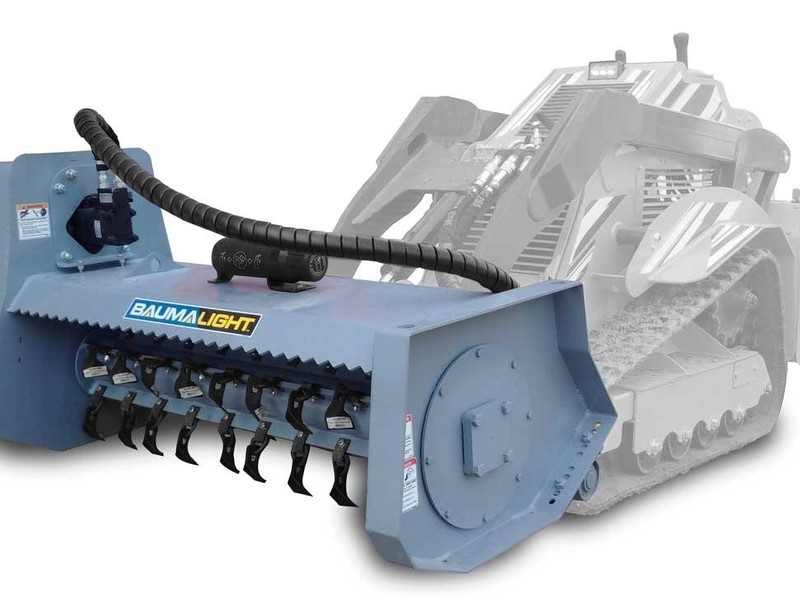 BaumaLight MS248 Loader and Skid Steer Attachment