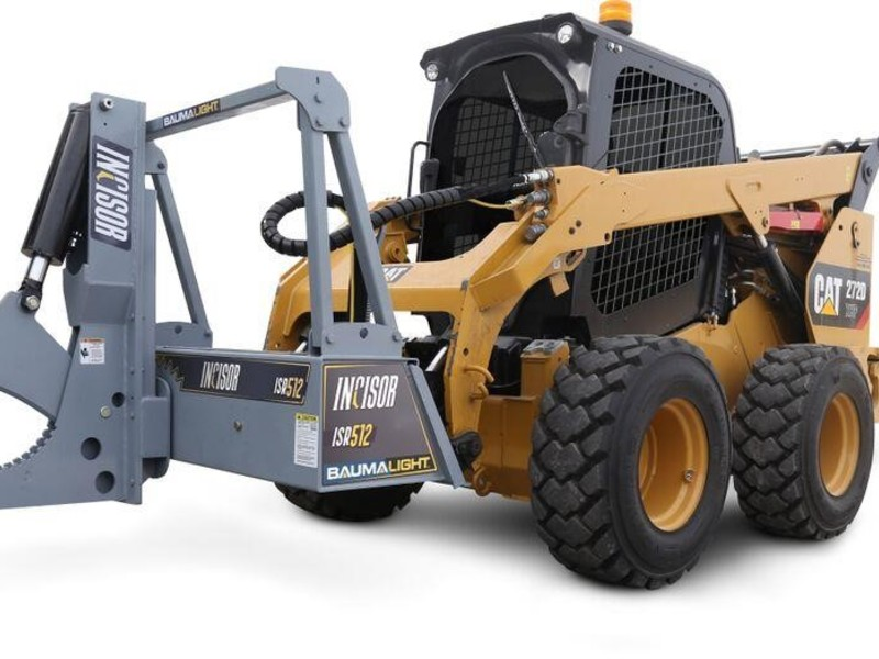 BaumaLight ISR512 Loader and Skid Steer Attachment