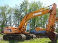1992 Hyundai ROBEX 200 LC-2 Excavators and Mini Excavator