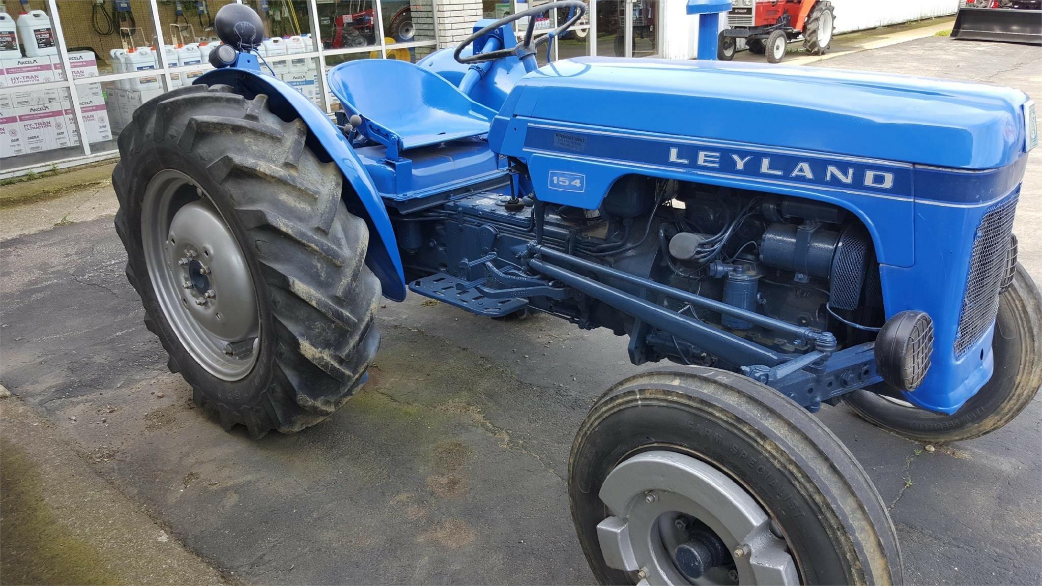 Leyland 154 Tractor