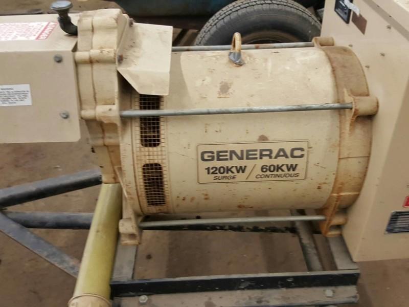 Generac 60 KW Generator