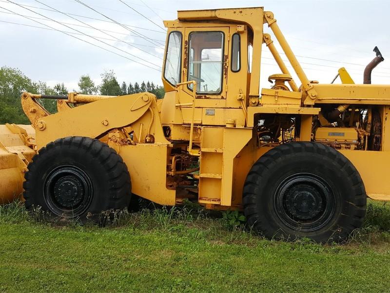 Michigan 125BC Wheel Loader