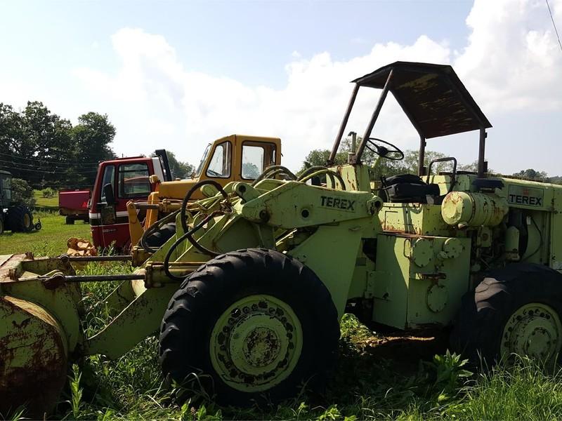Terex 7221 Wheel Loader