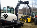2015 Terex TC50 Excavators and Mini Excavator
