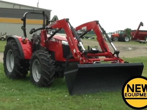 2016 Massey Ferguson 4710 Tractor