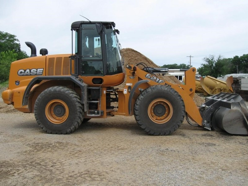 2015 Case 621F XR Wheel Loader