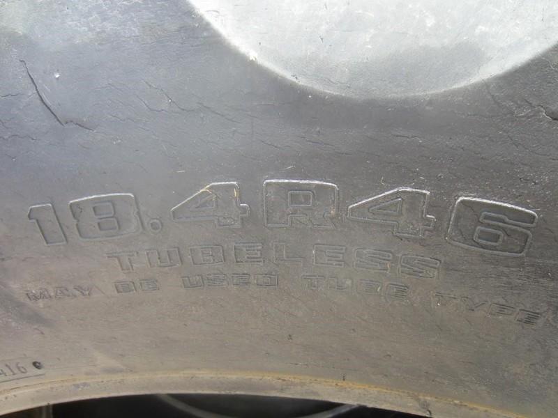 Goodyear 18.4X46 Wheels / Tires / Track