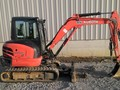 2017 Kubota KX040-4 Excavators and Mini Excavator
