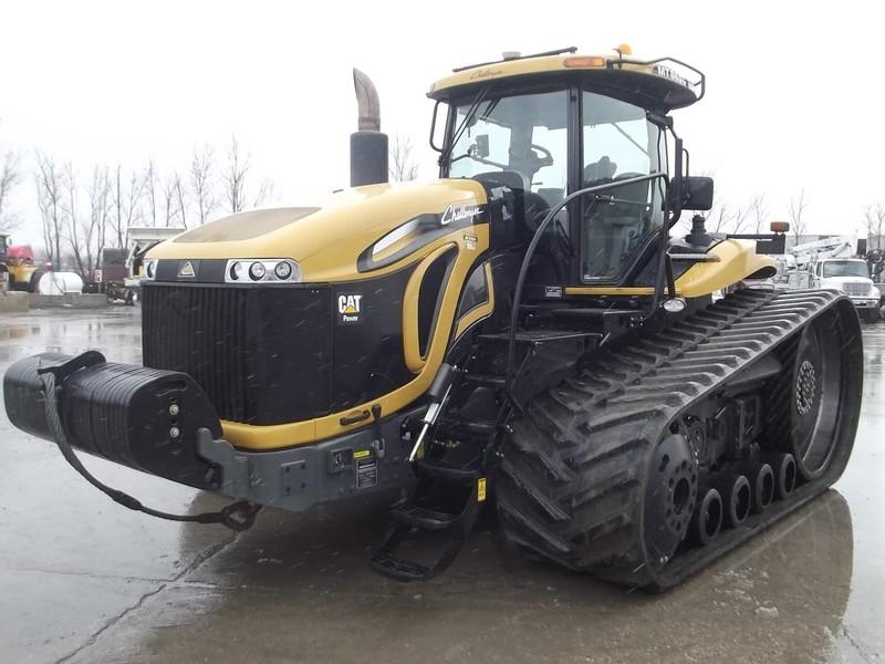 2012 Challenger MT865C Tractor