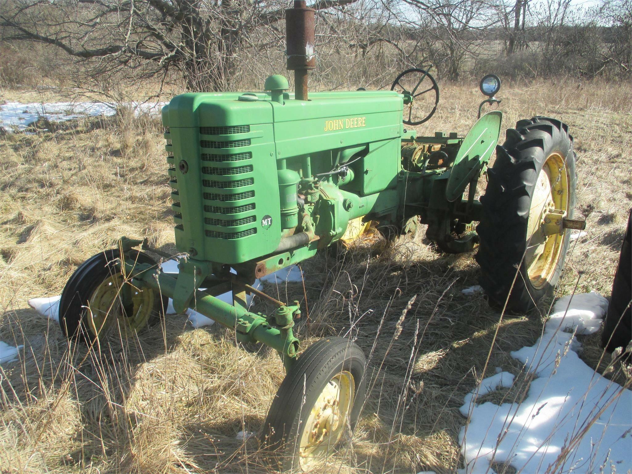 1951 John Deere M Tractor