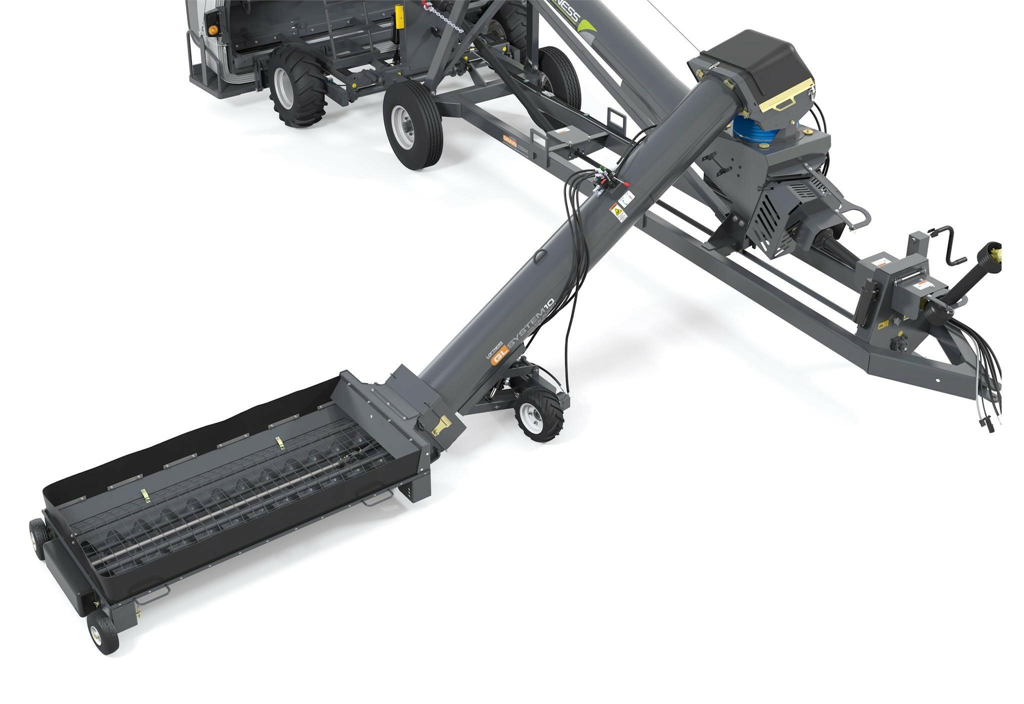 2021 Loftness GBA Augers and Conveyor