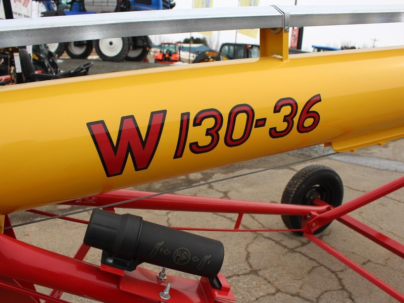 2018 Westfield W130-36 Augers and Conveyor