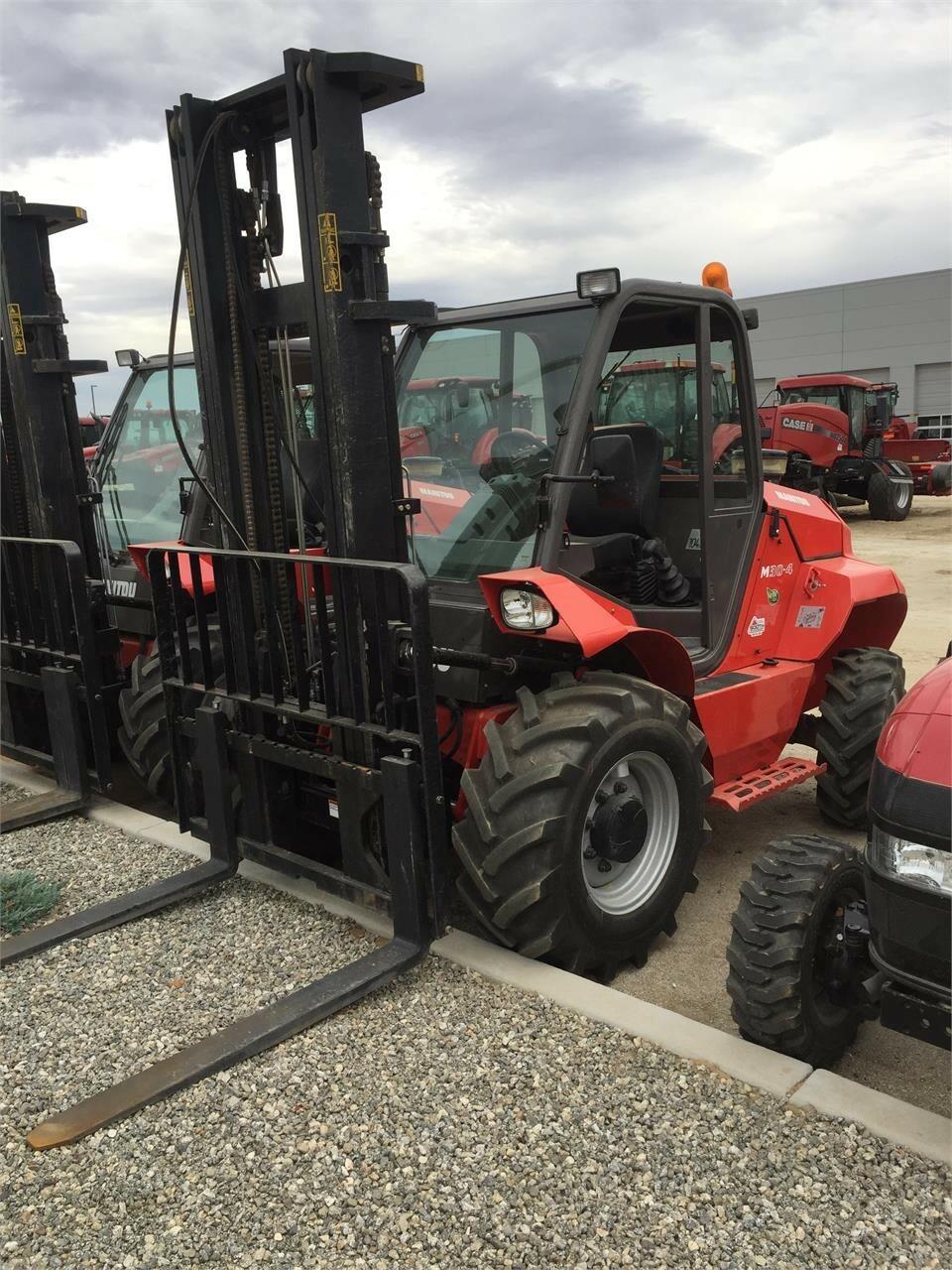2015 Manitou M30.4 Forklift