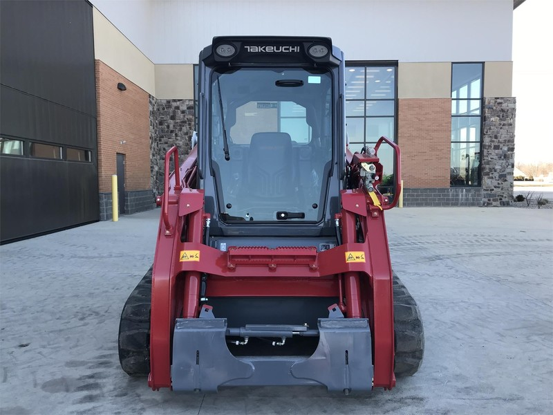 2018 Takeuchi TL12R2 Skid Steer
