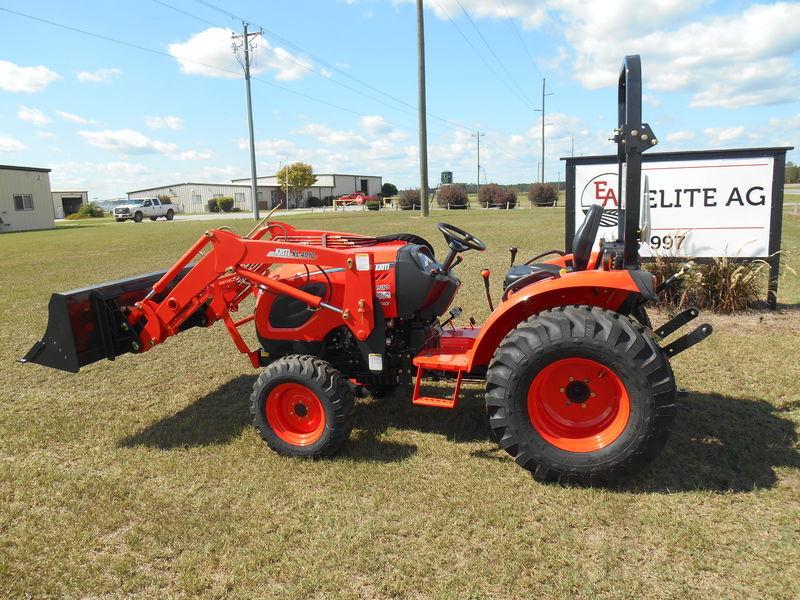 2018 Kioti CK3510 Tractor