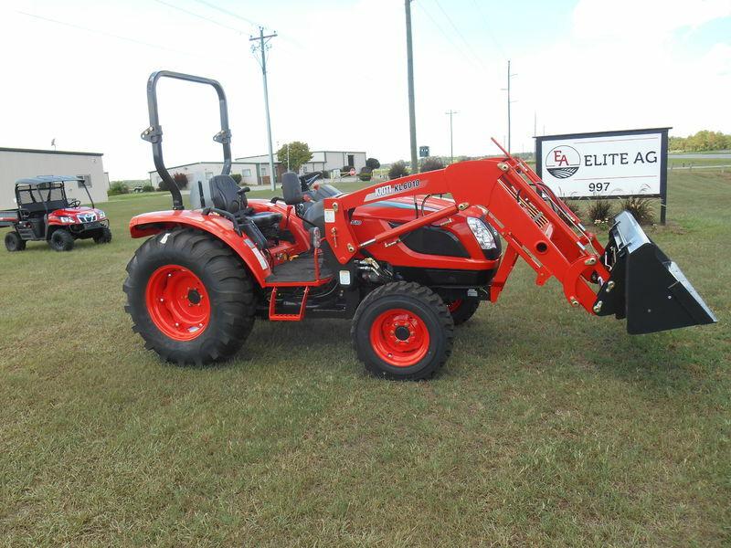 2020 Kioti NX4510 Tractor