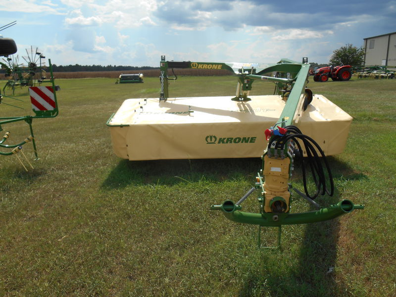 Used Krone EC3200 Disk Mowers for Sale   Machinery Pete