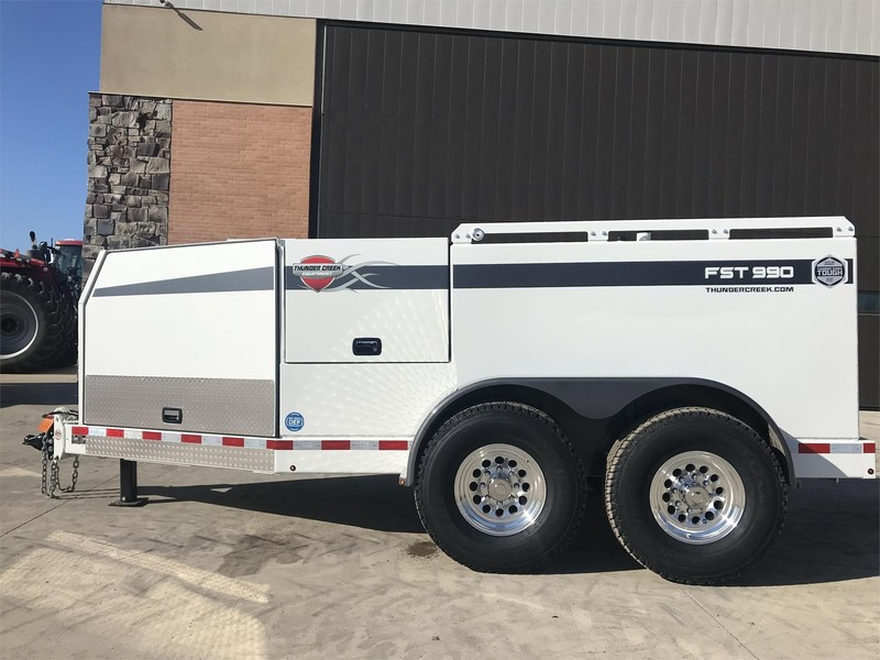 2018 Thunder Creek FST990 Fuel Trailer