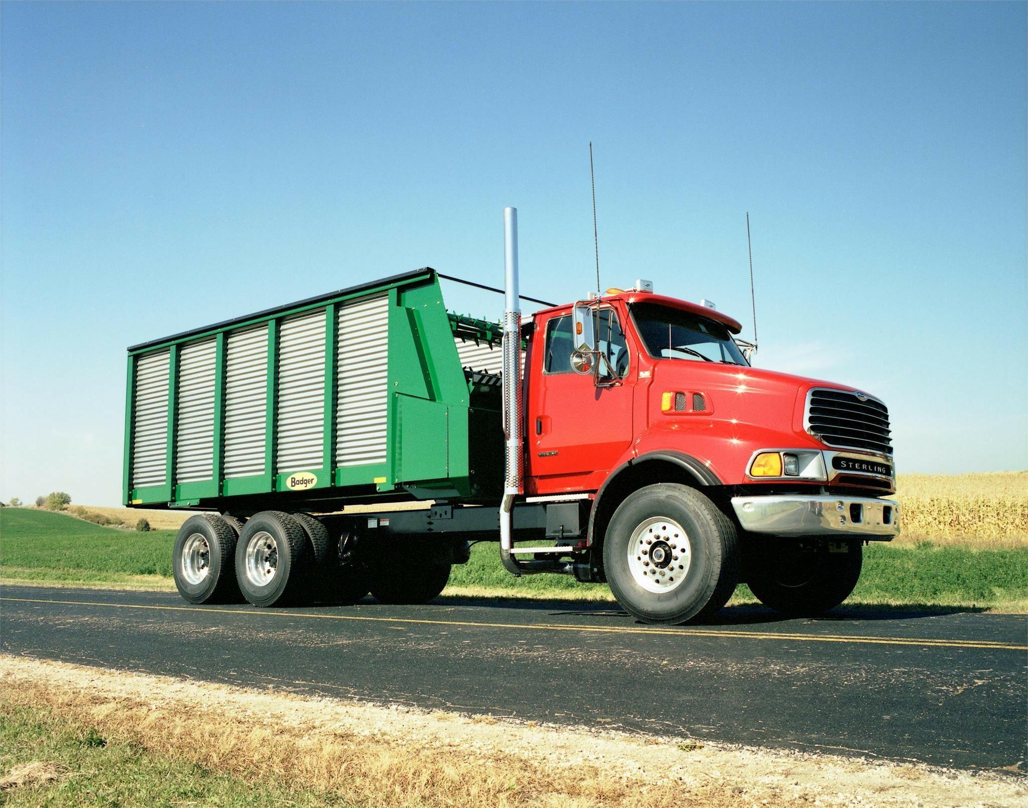 2021 Badger 1200 Forage Wagon