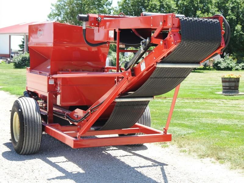 2019 Renn RMC48 Roller Mill