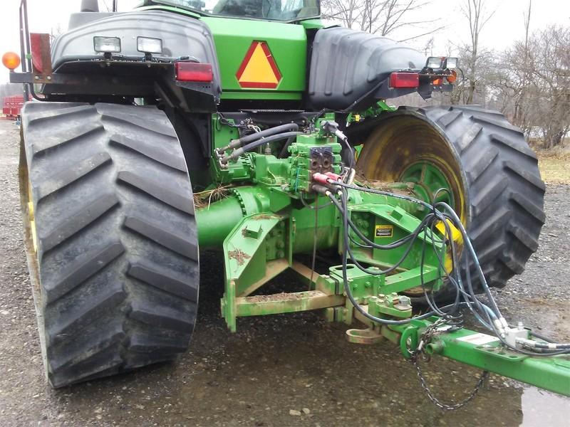 2000 John Deere 9400T Tractor