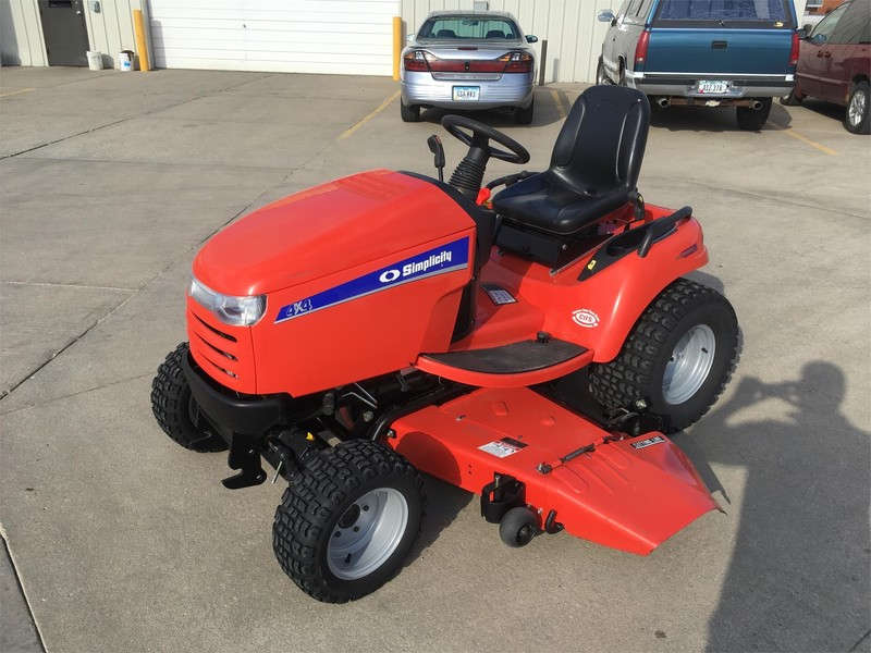 Used Simplicity Legacy Xl Lawn And Garden For Sale Machinery Pete