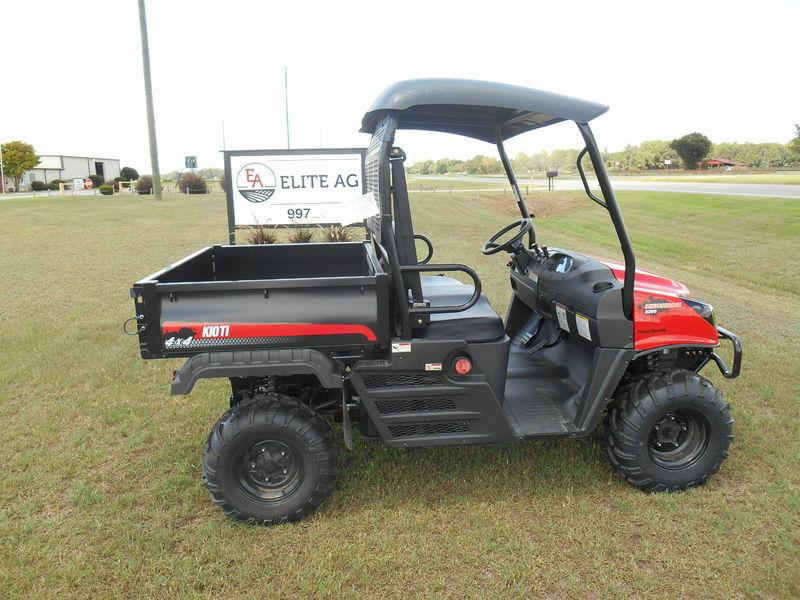 2021 Kioti MECHRON 2200PS ATVs and Utility Vehicle