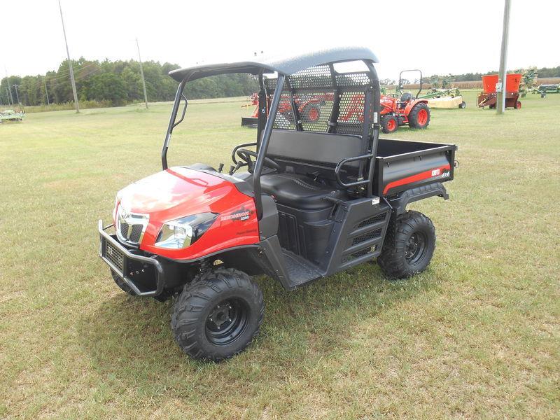 2017 Kioti MECHRON 2200PS ATVs and Utility Vehicle