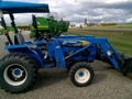 2009 New Holland T1510 Tractor