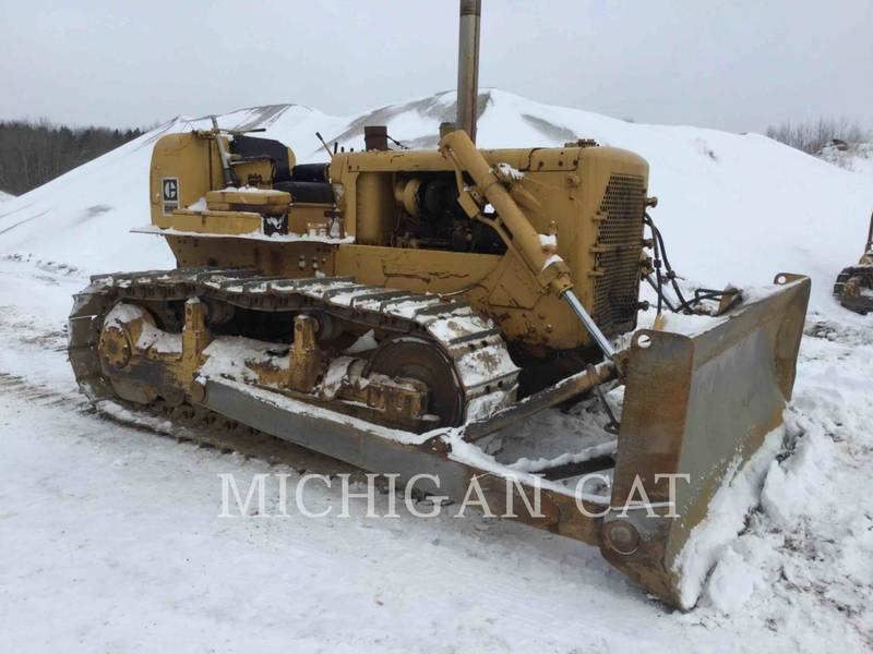 1965 Caterpillar D6C Dozer