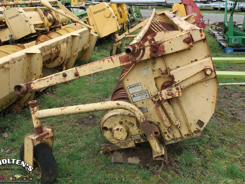 New Holland 939A4 Forage Harvester Head