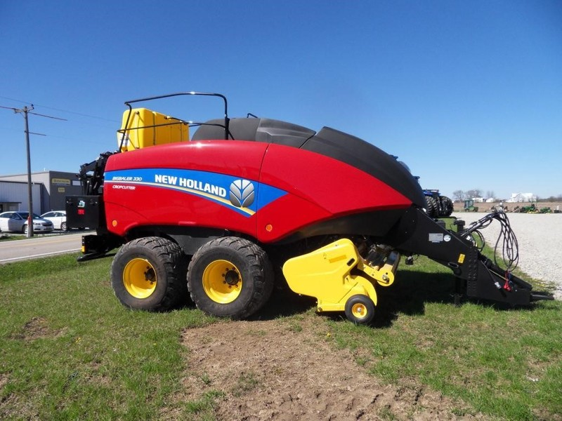 New Holland Big Baler 330R Big Square Baler