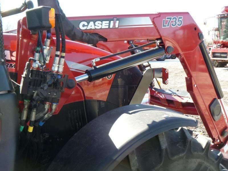 2017 Case IH L735 Front End Loader