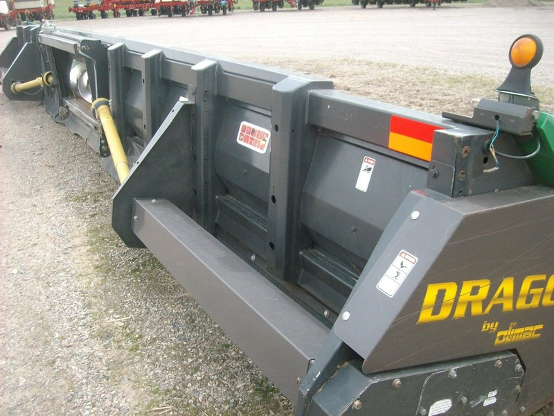 2009 Drago 1230 Corn Head