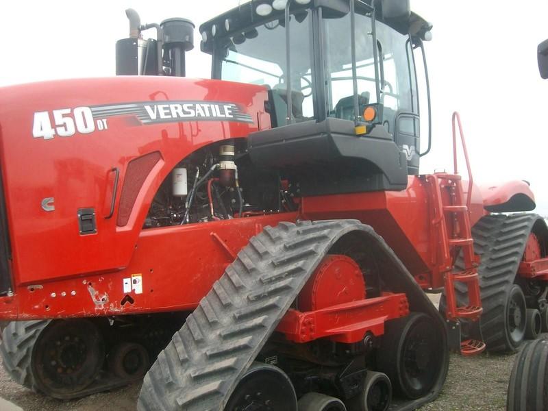 2014 Versatile 450DT Tractor
