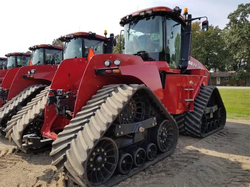 2012 Case IH Steiger 600 QuadTrac Tractor
