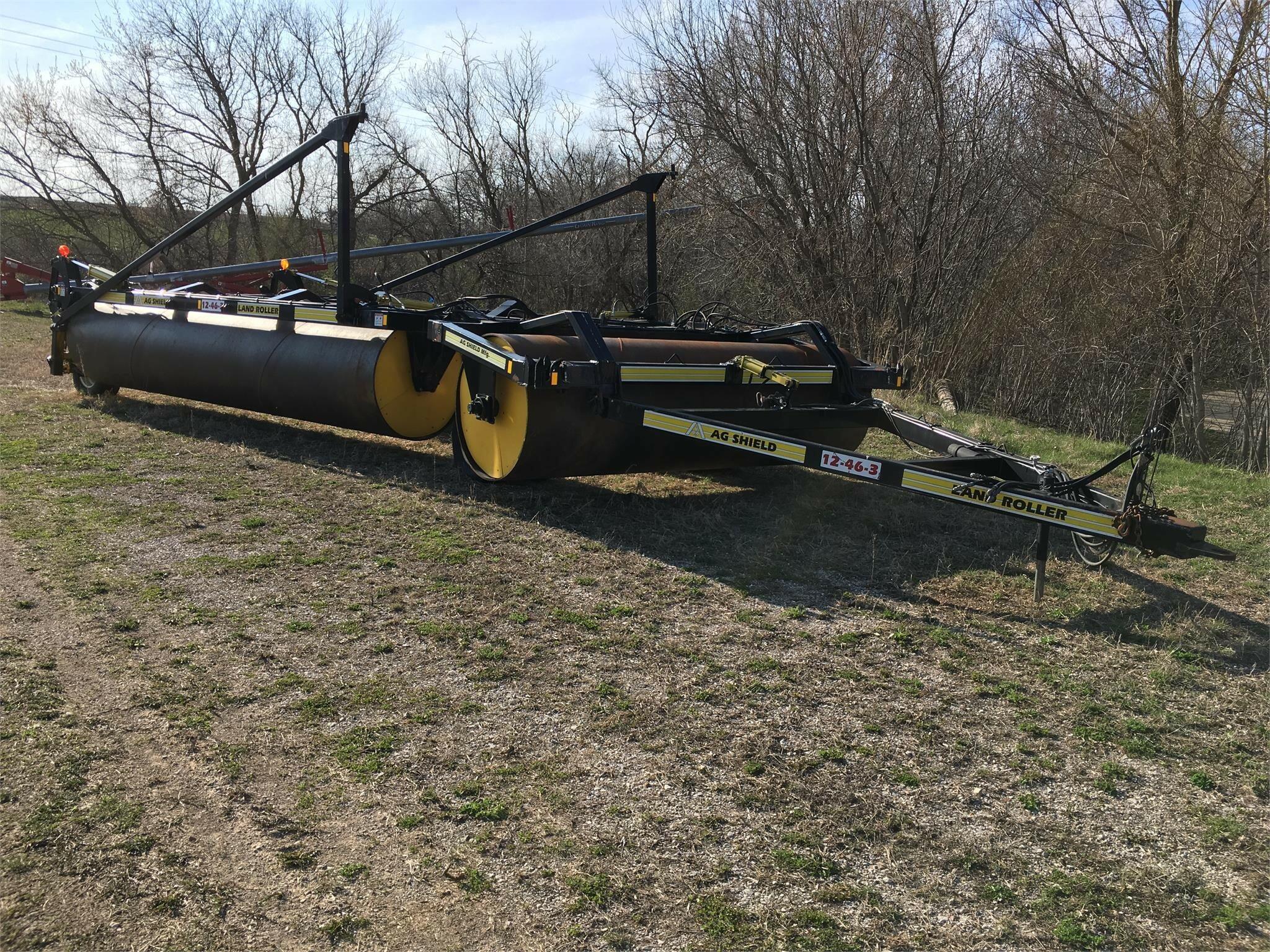 Ag Shield LANDROLLER 12-46-3 Land Roller