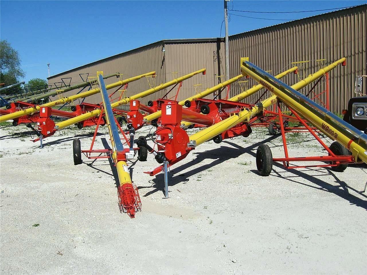 Westfield MKX100-63 Augers and Conveyor