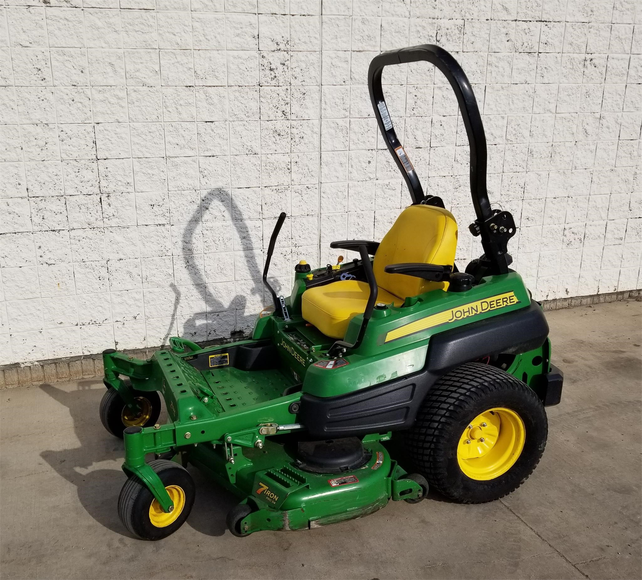 2010 John Deere Z910A Lawn and Garden