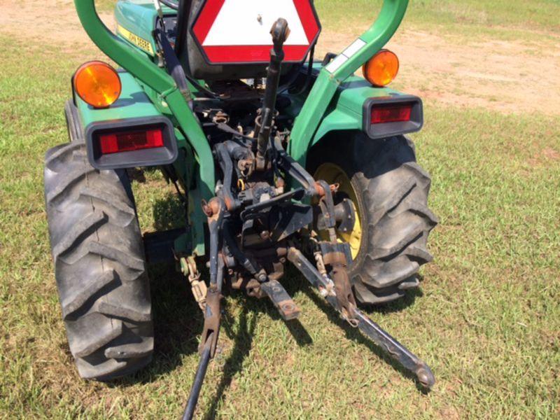 1996 John Deere 755 Tractor