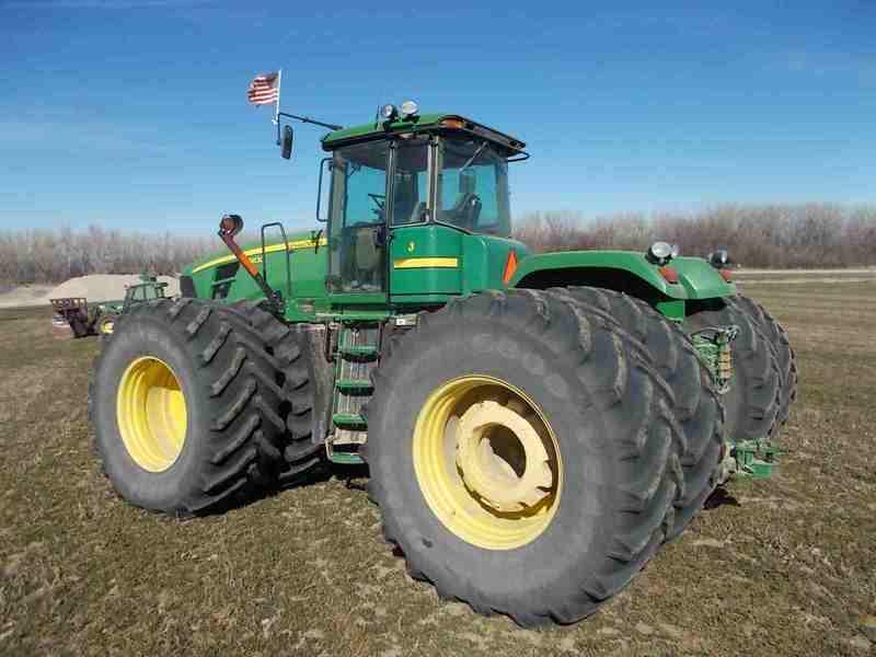 2008 John Deere 9630 Tractor