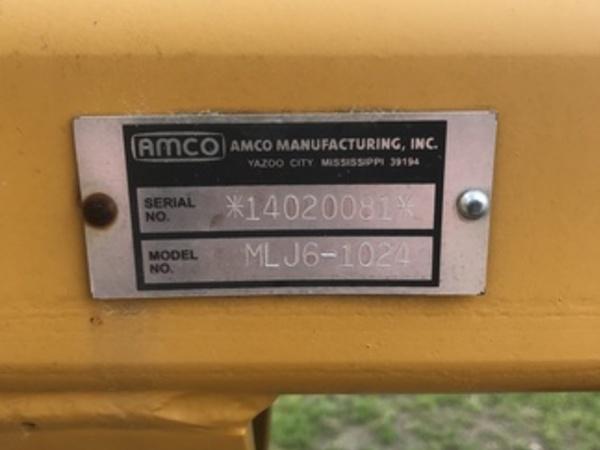 2014 Amco MLJ6-1024 Disk
