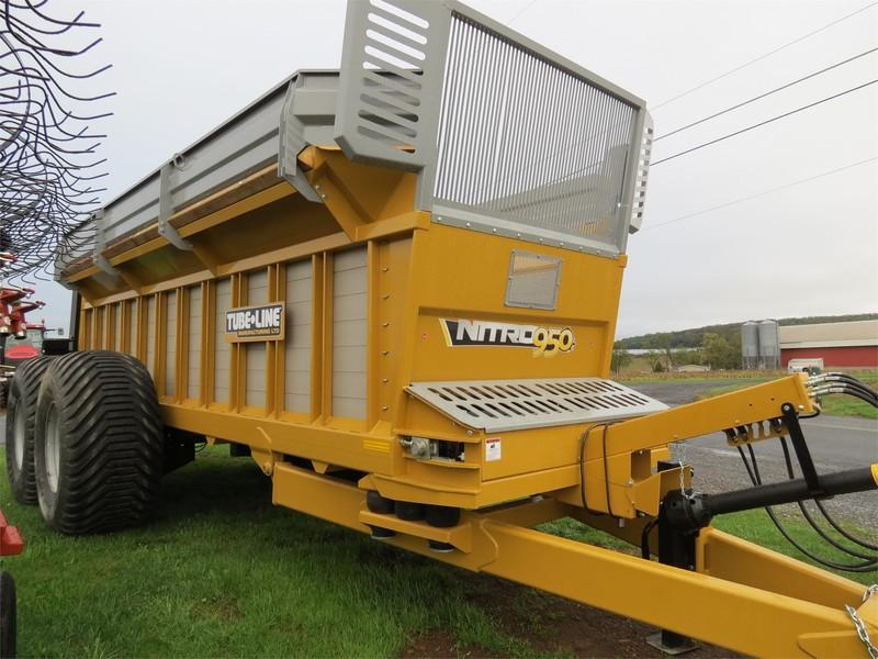 2019 Tubeline NITRO 950 Manure Spreader